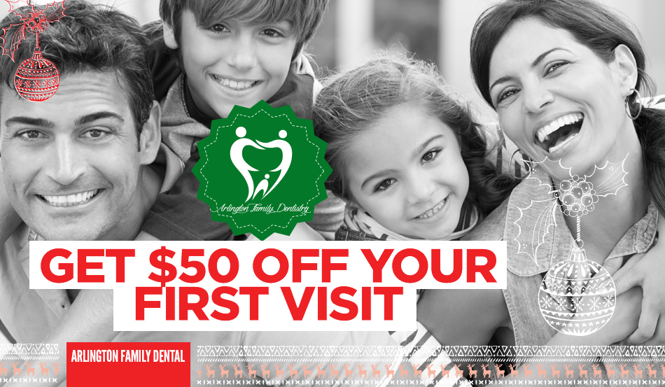 $50 off coupon for Dental Checkup
